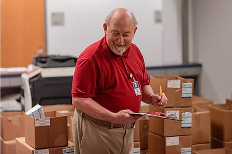 Trinity Metro Employee Unpacking Schedules